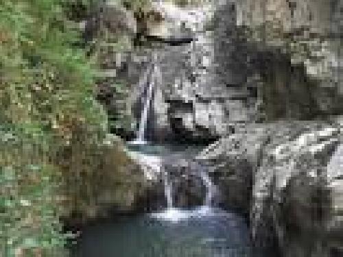 Cascate San Fele